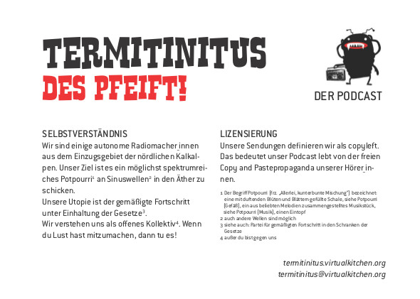 sticker termitinitus_back