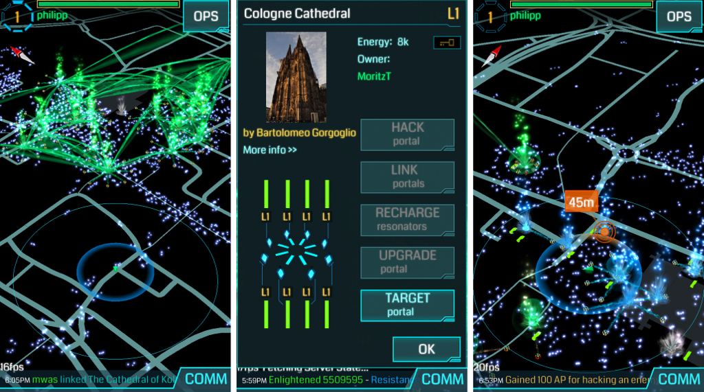 ingress-screenshots