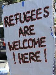asyl-wien-fluechtlinge-protest