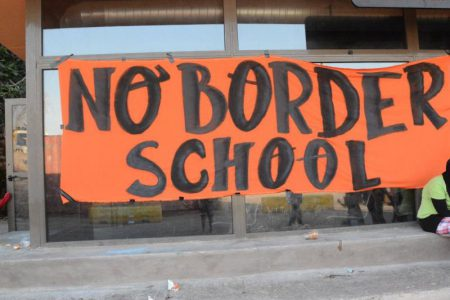 No Border macht Schule