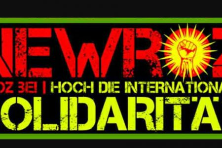 Sardar Kobani + Eyed Salim @Newroz Fest