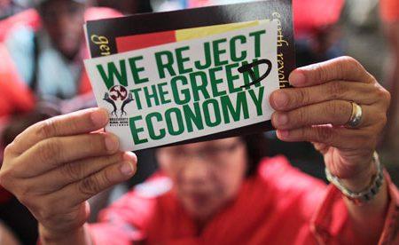 Business as usual – mit grünem Gewissen