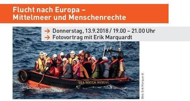Erik Marquardt : Flucht nach Europa