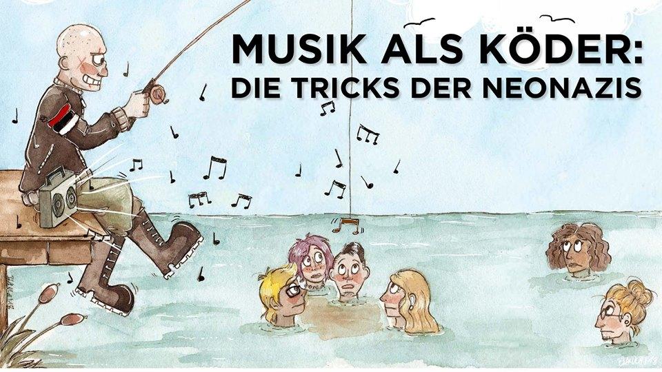 Musik als Köder